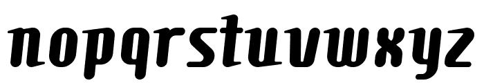 Comonsbold Font LOWERCASE