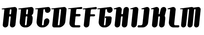 Comonsexbold Font UPPERCASE
