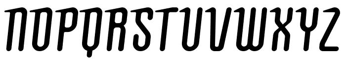 Comonslight Font UPPERCASE