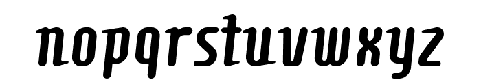 Comonsregular Font LOWERCASE