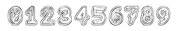 Computer Love Regular Font OTHER CHARS