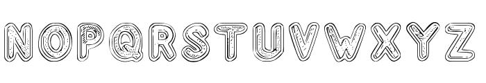 Computer Love Regular Font LOWERCASE