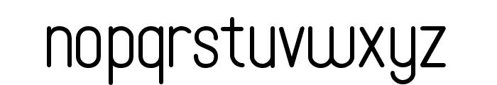 Cona Regular Font LOWERCASE