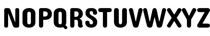 ConcertOne-Regular Font UPPERCASE