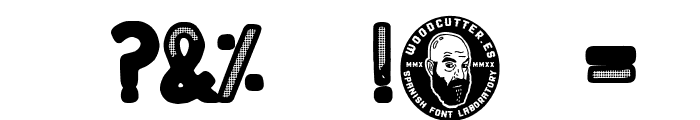 Conchita Font OTHER CHARS