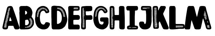 Conchita Font UPPERCASE