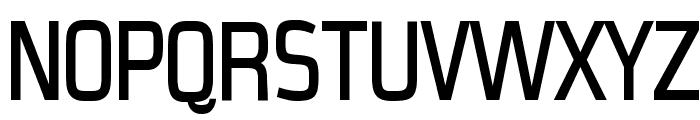 CondensansPaneurope-Medium Font UPPERCASE
