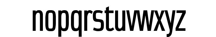 CondensansPaneurope-Medium Font LOWERCASE