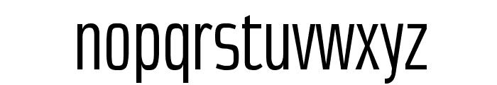 CondensansPaneurope Font LOWERCASE