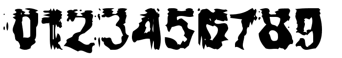 Conformyst Font OTHER CHARS