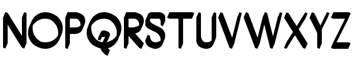 Consequad St Font LOWERCASE