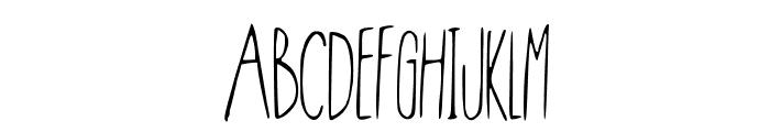 Conspiracy-Regular Font UPPERCASE