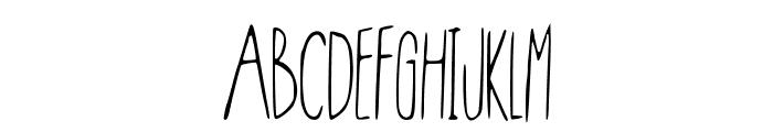 Conspiracy-Regular Font LOWERCASE