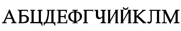 Constantin Font UPPERCASE