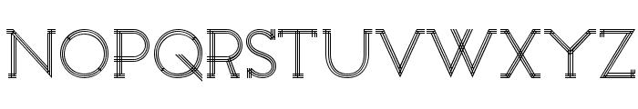Constrocktion Font LOWERCASE