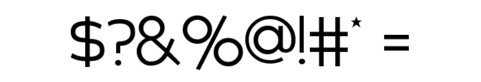 Constructive Buddy Font OTHER CHARS