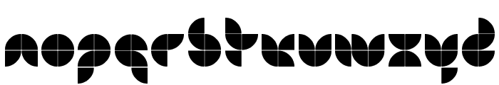 Consume or Die Font UPPERCASE