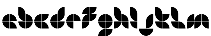 Consume or Die Font LOWERCASE