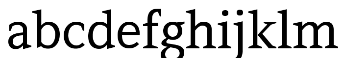 Contra Font LOWERCASE