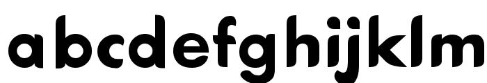 Cool Bold DuranGo Font LOWERCASE