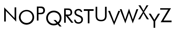 Cool Book Sans Play Regular Font UPPERCASE