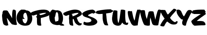 CoolHandLuke Regular ttext Font UPPERCASE