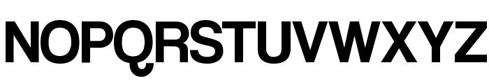 CoolveticaRg-Regular Font UPPERCASE