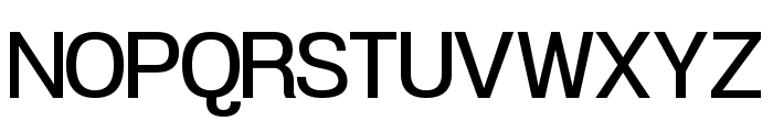 Coolwonder Font UPPERCASE