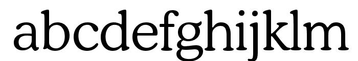 Cooper Light BT Font LOWERCASE