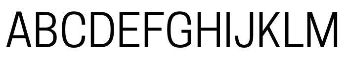 CooperHewitt-Book Font UPPERCASE