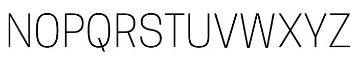 CooperHewitt-Light Font UPPERCASE