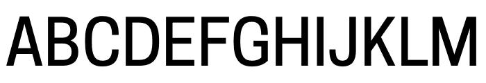 CooperHewitt-Medium Font UPPERCASE