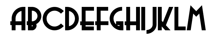 Copasetic NF Bold Font LOWERCASE