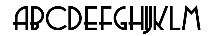 Copasetic NF Font LOWERCASE