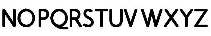 Copilme Bold Font UPPERCASE