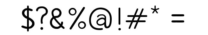 Copilme Light Font OTHER CHARS