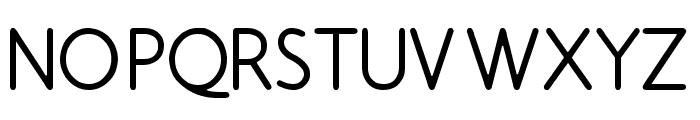 Copilme Light Font UPPERCASE