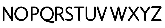 Copilme Regular Font UPPERCASE