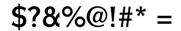 Copperplate Condensed SSi Bold Condensed Font OTHER CHARS