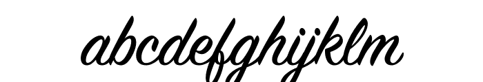 Copyright House Industries Not Licensed for Desktop Use Font LOWERCASE