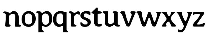 Copyshop Font LOWERCASE