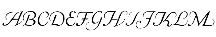 Corabael Font UPPERCASE