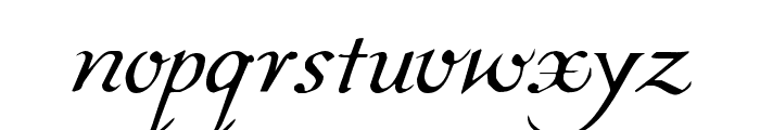 Corabael Font LOWERCASE