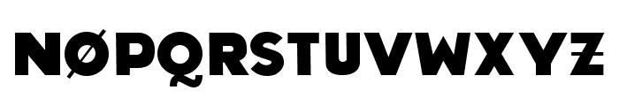 Coradium Font UPPERCASE