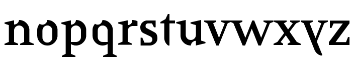 Coraline Font LOWERCASE