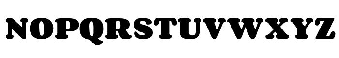 Corben-Bold Font UPPERCASE