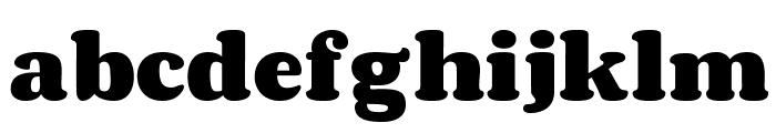 Corben-Bold Font LOWERCASE