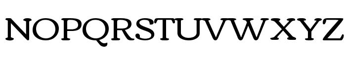 Corben Regular Font UPPERCASE