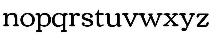 Corben Regular Font LOWERCASE