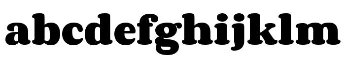 Corben Font LOWERCASE